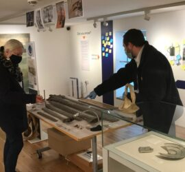 Behind the Interpretation: Co-creating the development of three new maritime galleries at Poole Museum