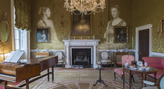 A Historic House Transformed