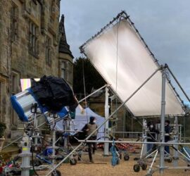 Camera, Action, Conservation: Managing the risks of filming in heritage locations.