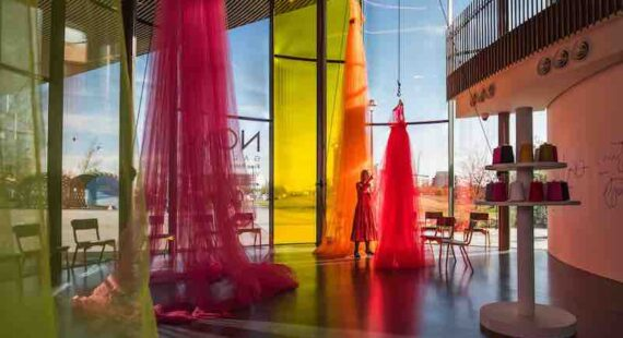 Demographic Spaces:NOW Gallery's site specific work for Greenwich Peninsula